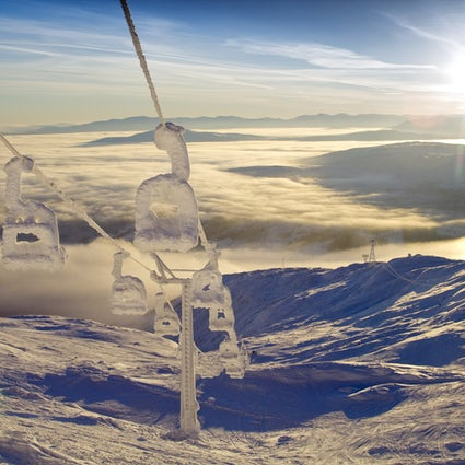 Skiing in Sweden - Best 4 snow resorts for winter lovers