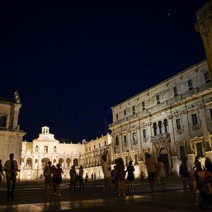 Nachtleben & Cocktails im Zentrum von Lecce