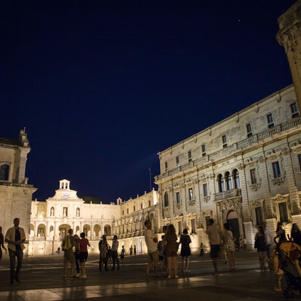 Nightlife & Cocktails in central Lecce