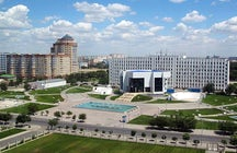 Atyrau: the oil kingdom of Kazakhstan