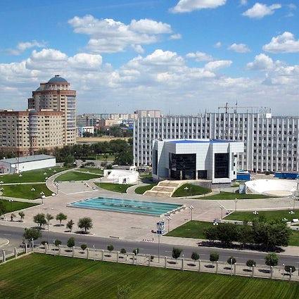 Atyrau: the oil kingdom of Kazakhstan