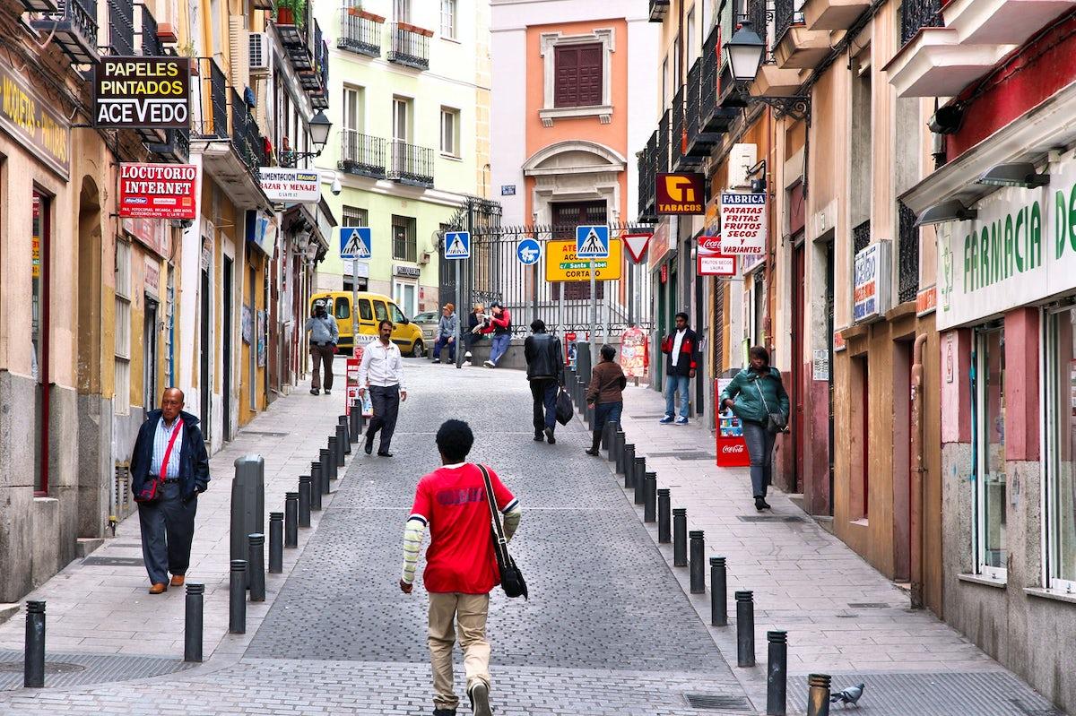 Alternative culture hubs in Madrid