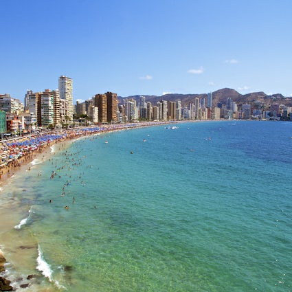 Benidorm, the New York City of the Mediterranean