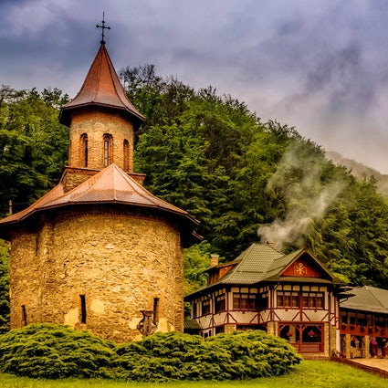 Prislop Monastery: where nature meets pilgrimage