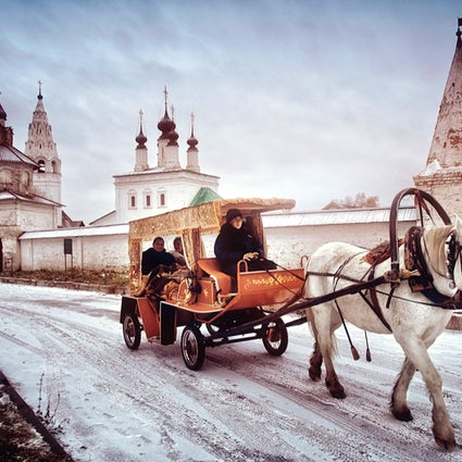 Suzdal, a time machine to the past