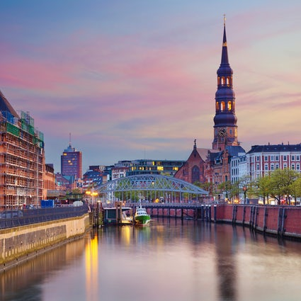 Hamburg: The Great Harbour of Germany