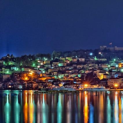 Ohrid, perła bałkańska