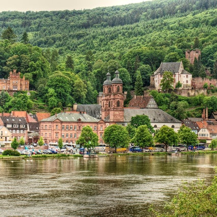 Otherworldly Miltenberg