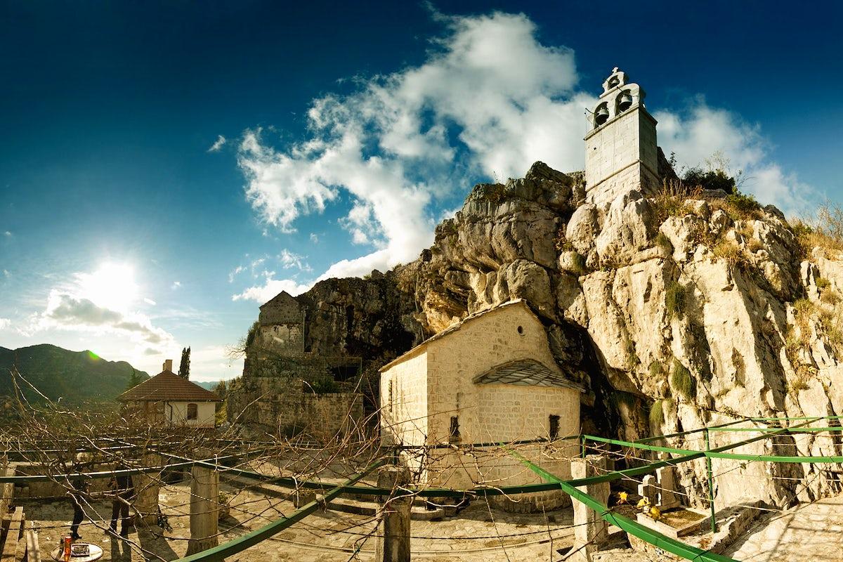 Zavala Monastery, a fascinating Orthodox gem