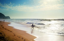 The best beaches of central Portugal
