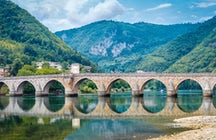 The Bridge on the Drina in Višegrad