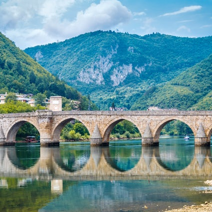 The Bridge on the Drina in Višegrad