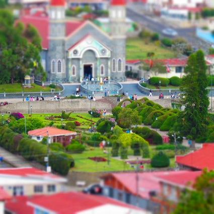 Zarcero: A charming mountain town