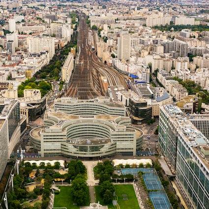 Bahnhöfe in Paris: Gare Montparnasse