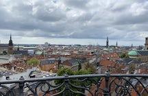 Descubre las impresionantes vistas de Copenhague desde la Torre Redonda