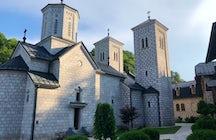 Kloster Stuplje, ein Phönix der serbisch-orthodoxen Kirche.