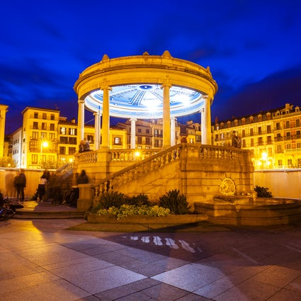 One day in Pamplona on the Camino de Santiago