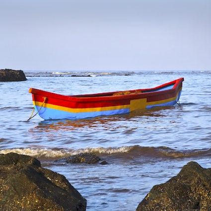 Praia Manori, uma jóia escondida em Mumbai