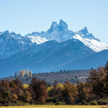 Los Alerces National Park, a first approach to Patagonia