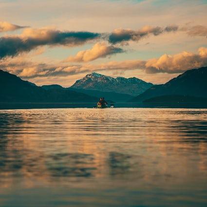 Schotland door Kayak en Armadale Castle