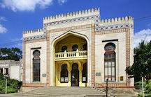 Explorar el Museo Nacional de Etnografía de Moldavia