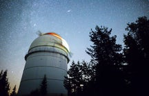 Take a look into the Lithuanian sky at Molėtai Astronomical Observatory