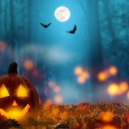 Halloween and other spooky holidays in Estonia
