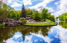 Le parc Sofiyivka, un véritable chef-d'œuvre de paysage à Ouman