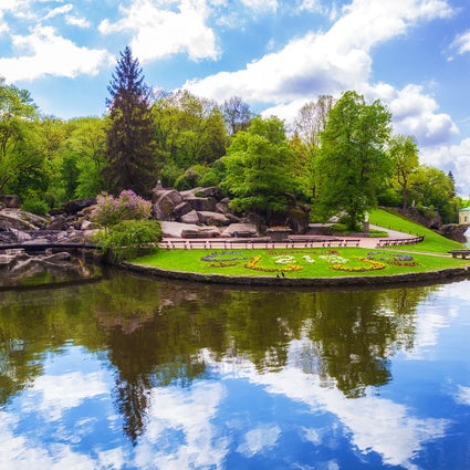 Sofiyivka Park, a real landscape masterpiece in Uman