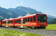 Voyage en train pittoresque dans le Zillertal