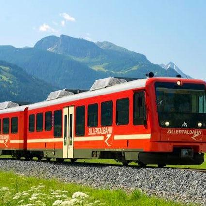 Zillertal e il suo treno molto suggestivo
