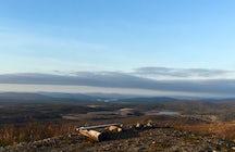 Kiruna, Schwedisch-Lappland