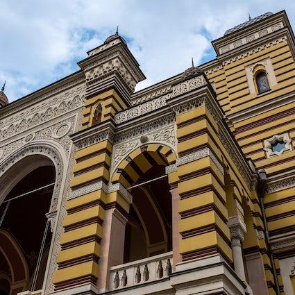 Tbilisi Opera - una de las más antiguas de Europa del Este