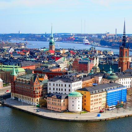 What to see & do in Stockholm