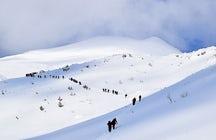 Top 4 destinos turísticos para visitar durante o inverno na Albânia