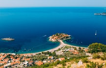 Sveti Stefan - a unique islet-hotel