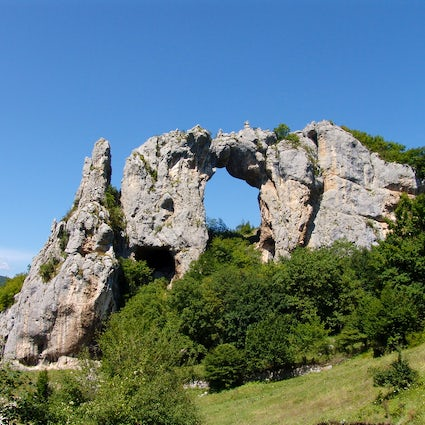 Climbing Stone Bridge: Bosnia's best crag