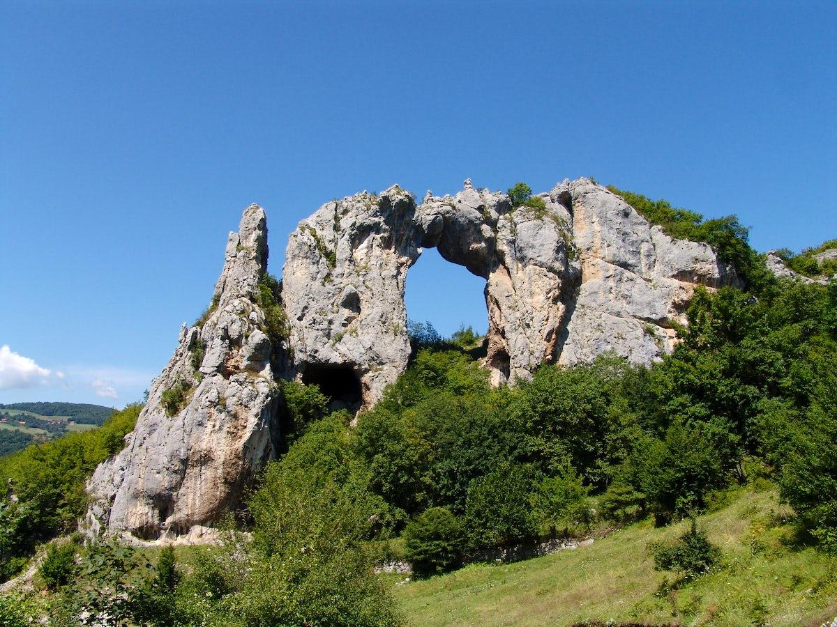 Climbing Stone Bridge: Bosnia's best crag