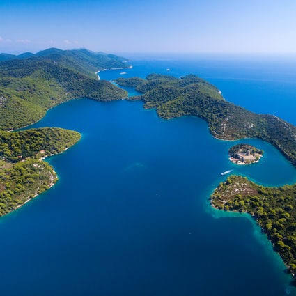 Nationalparks in Kroatien: Mljet