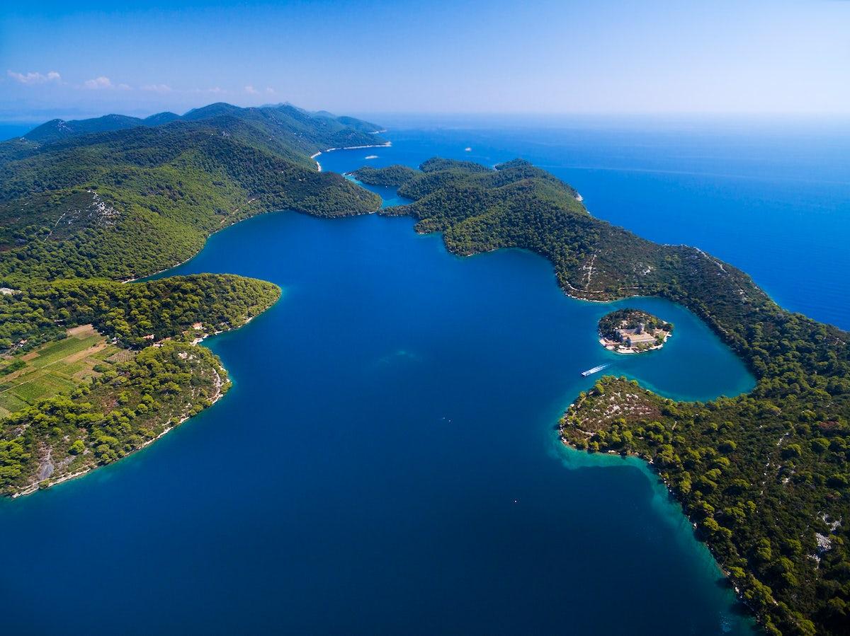 National parks in Croatia: Mljet