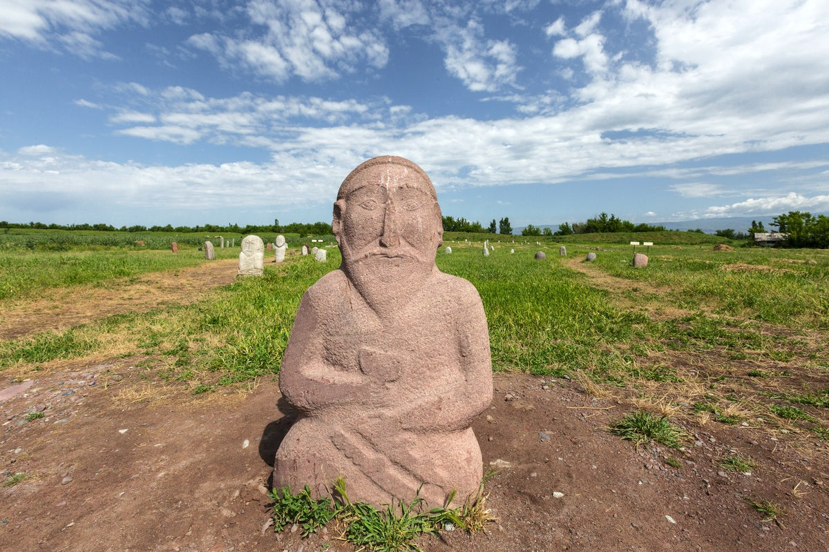 Balbals: the nomadic ancestral monuments of Central Asia