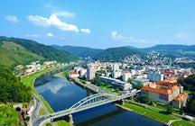 Decin - A cidade de arenito da Tchecoslováquia