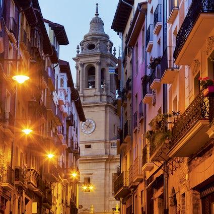 Saltar de bar en Pamplona como un profesional