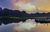 Ninh Binh: il miglior scenario carsico del Vietnam