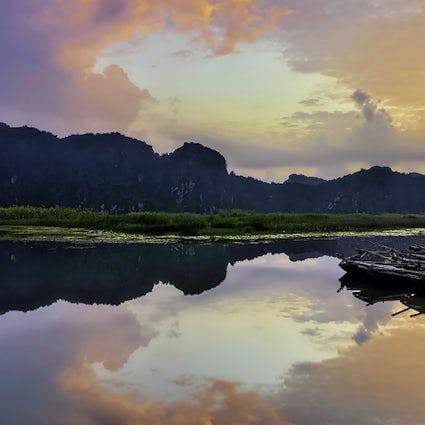 Ninh Binh: die beste Karstlandschaft in Vietnam