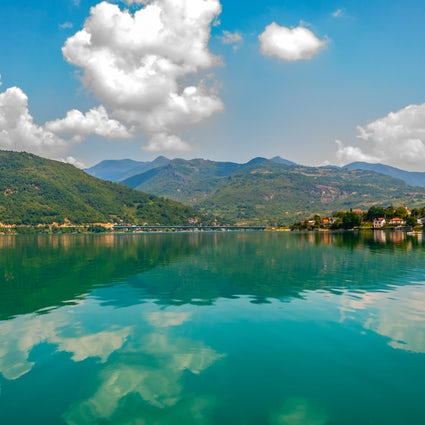 Glacial lakes from the heart of Bosnia & Herzegovina