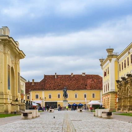 Alba Carolina Citadel – a file of history