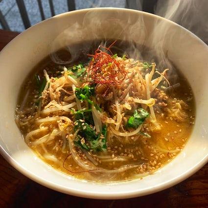 Un'esperienza unica di ramen - Ramen Matatavi, Onomichi