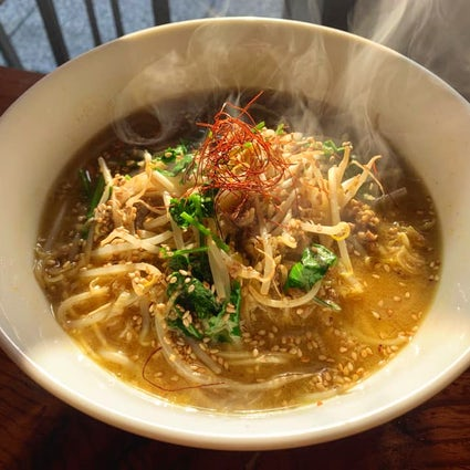 "Une expérience ""ramen"" unique à Onomichi : Ramen Matatavi"