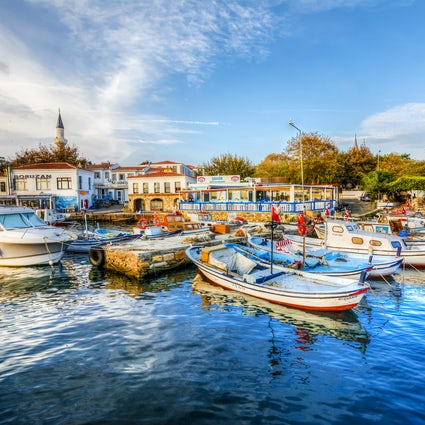 The cutest island in the Aegean Sea, Bozcaada!